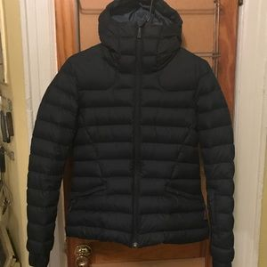 Women's down North Face coat brand new